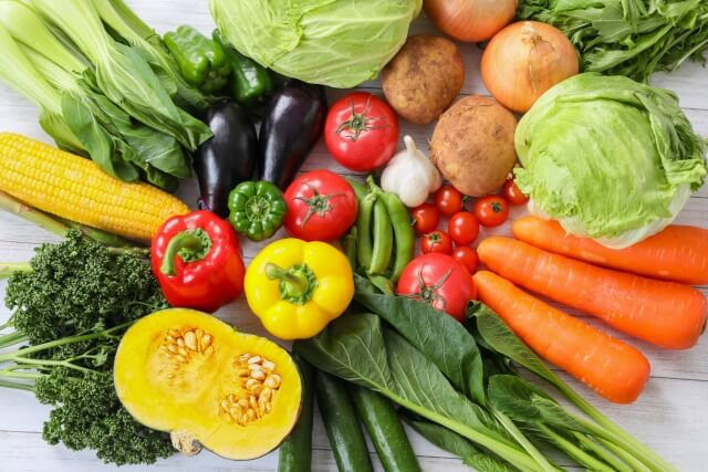 出汁が出る野菜とは