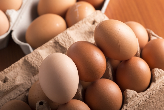 健康的で体にいい、安全な卵の選び方