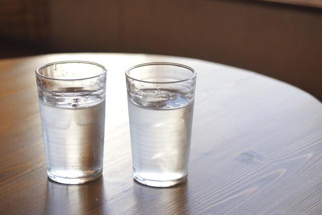 体にいい水