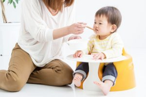 離乳食・幼児食の資格