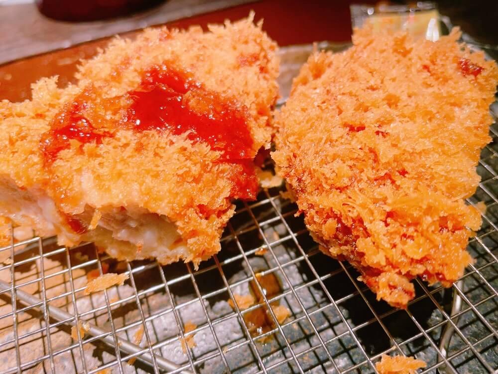 コレド日本橋の平田牧場のとんかつ食べ放題