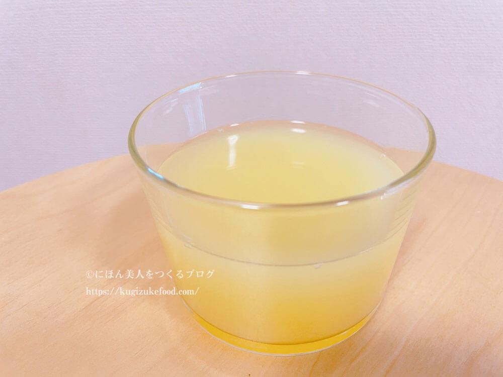 ゴールド農園のりんごジュース