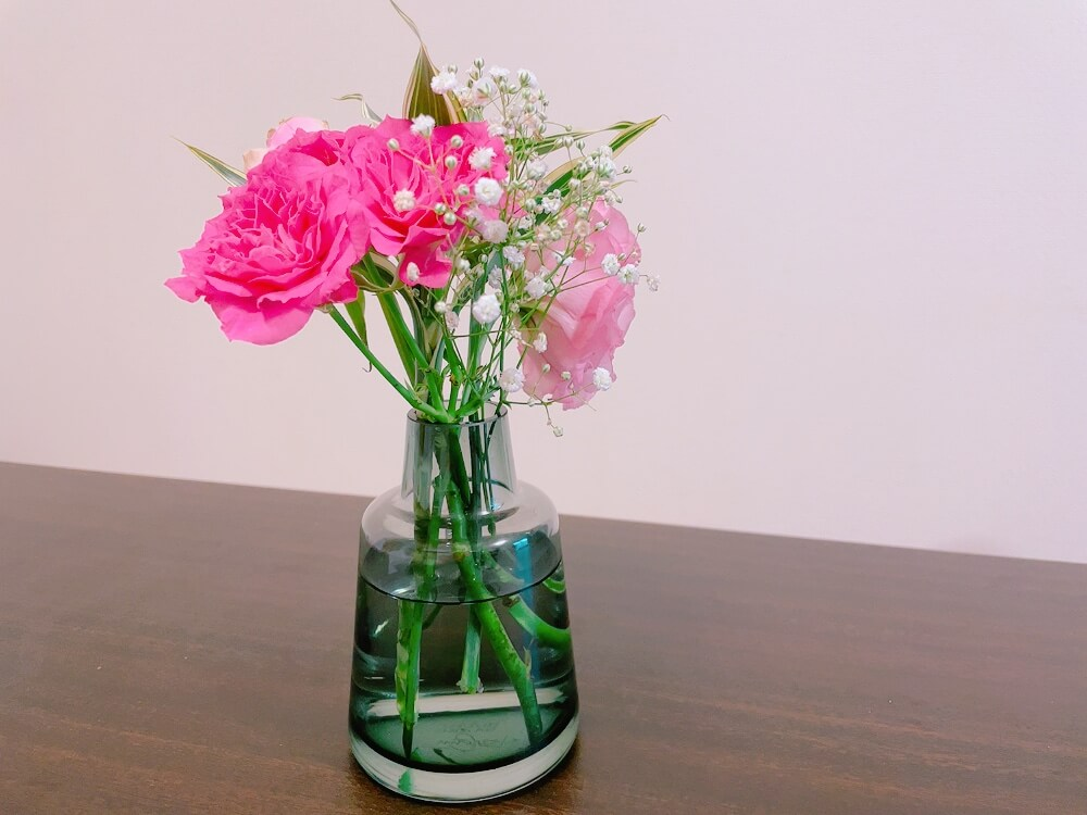 ブルーミーのお花の定期便体験プラン