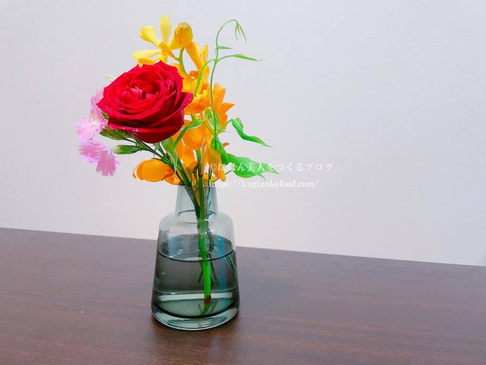 ブルーミーのお花の定期便レギュラープラン